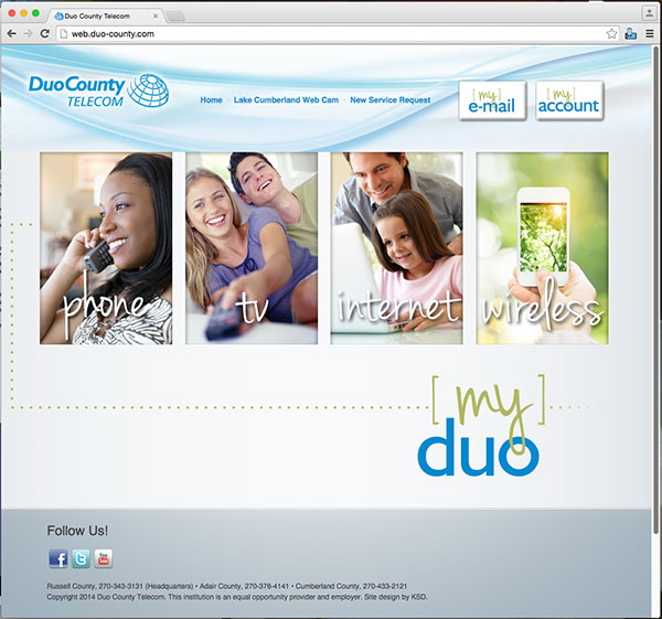 Duo Home Page