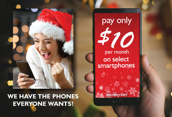 email marketing mobile holiday